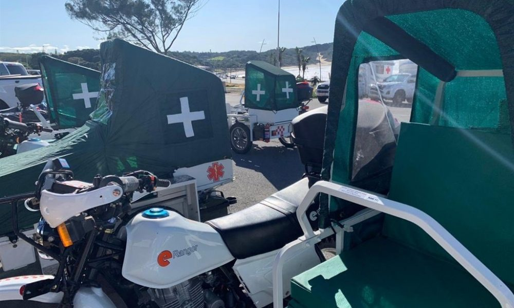 News24.com | Mabuyane pushes on with controversial medical scooter project in the Eastern Cape