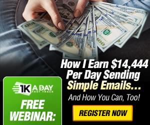 How To Earn $1K A Day