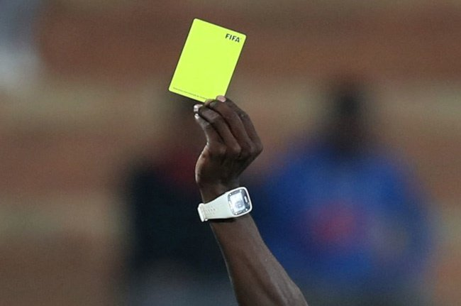 News24.com | Top SA referee refutes SAFA statement: 'We have never stopped training since lockdown'