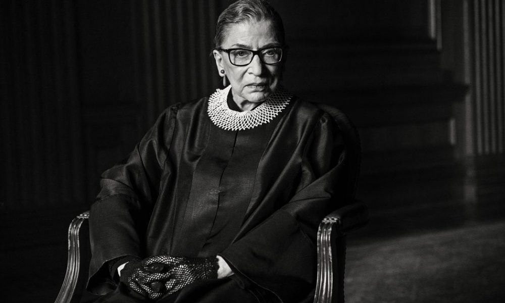 Justice Ruth Bader Ginsburg Reveals Her Cancer Has Returned, but Has No Intention to Retire