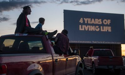 Drive-Ins Theaters, Once Fading, Are Becoming Community Centers During the Pandemic