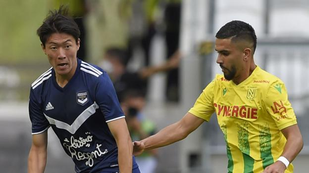 Bordeaux 0-0 Nantes: First Ligue 1 game for 167 days ends goalless