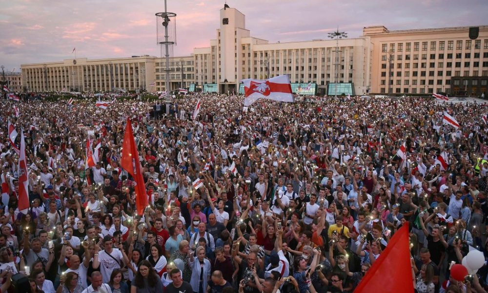 Tens of Thousands Are Protesting in Belarus. Here What's Behind the Uprising Against President Lukashenko
