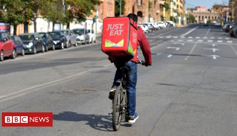 Just Eat to stop using gig economy workers