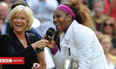 Sue Barker leaving BBC's A Question of Sport show