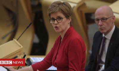 Sturgeon to announce 'national mission to create jobs'