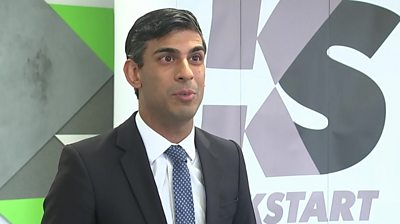 Rishi Sunak on UK economy and coronavirus tax rise reports