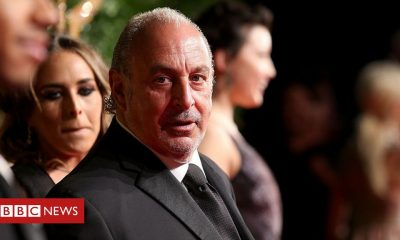 Sir Philip Green's Arcadia 'sorry' after notice pay row