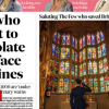 Scotland's papers: 'Hike' in Covid fines and care homes 'shake-up'