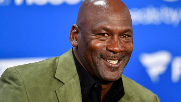 NBA legend Jordan forms Nascar team with sole black competitor Wallace as driver
