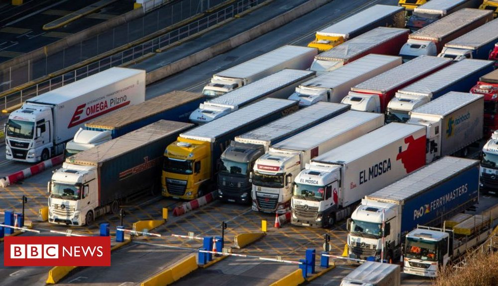Brexit freight system 'will be ready on time'
