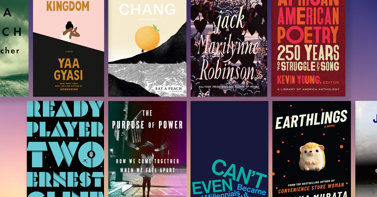 The 42 Most Anticipated Books of Fall 2020